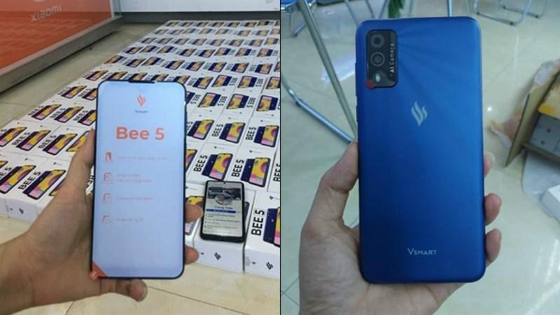 Xuất hiện mẫu điện thoại bí ẩn sau hai tháng tuyên bố rút khỏi mảng smartphone của Vsmart - Ảnh 1.