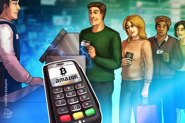 Amazon lên kế hoạch áp dụng thanh toán bitcoin và tạo ra đồng tiền kỹ thuật số riêng. (Nguồn: CoinTelegraph).