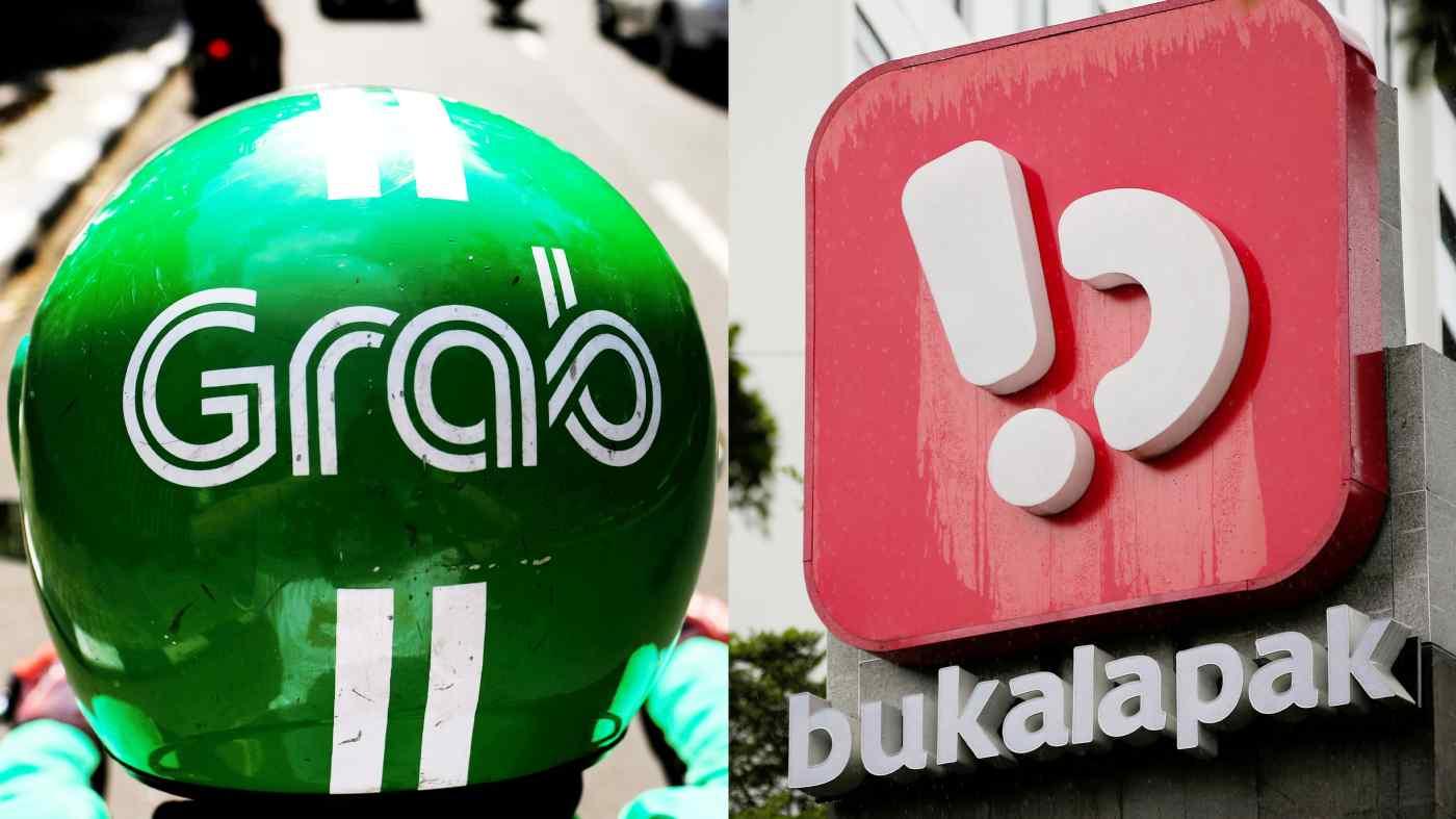 Cú bắt tay của Grab khiến Gojek lo sợ trên chính sân nhà - Ảnh 1.