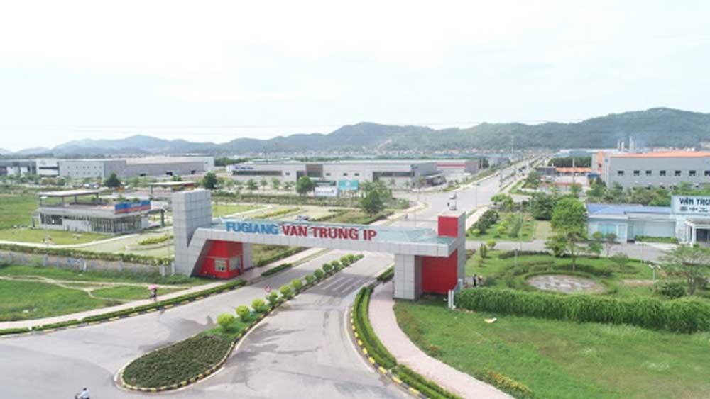 Bắc Giang dự kiến thành lập mới 23 khu công nghiệp đến năm 2030 - Ảnh 1.
