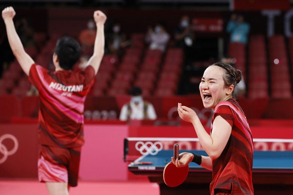 Huy chương vàng Olympic của Nhật Bản 'chắp cánh' cho loạt cổ phiếu bay cao - Ảnh 1.