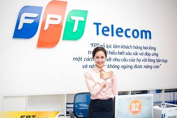 FPT Telecom báo lãi ròng tăng 28% sau 6 tháng, lượng tiền nhàn rỗi gần 7.300 tỷ đồng - Ảnh 2.