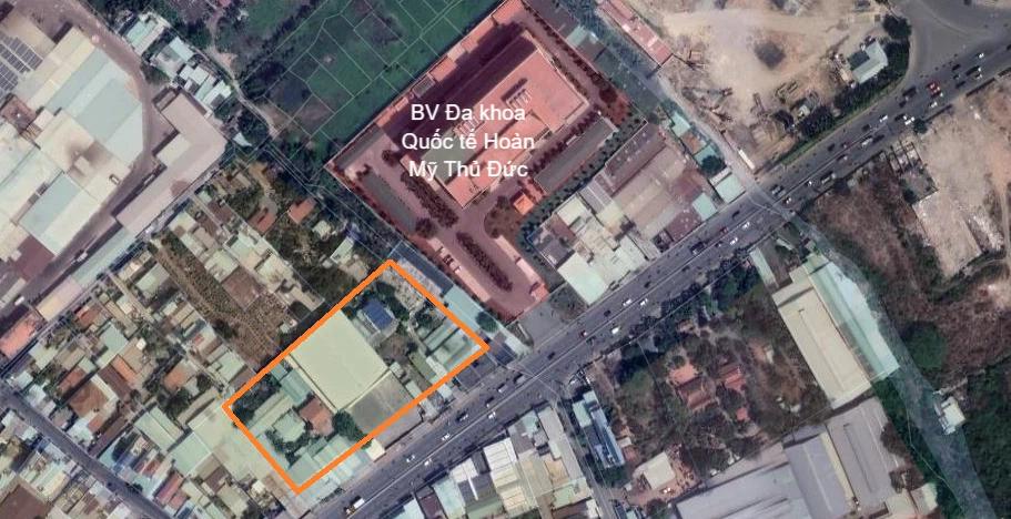 Ba khu đất dính quy hoạch tại phường Linh Xuân, TP Thủ Đức [phần 3] - Ảnh 3.