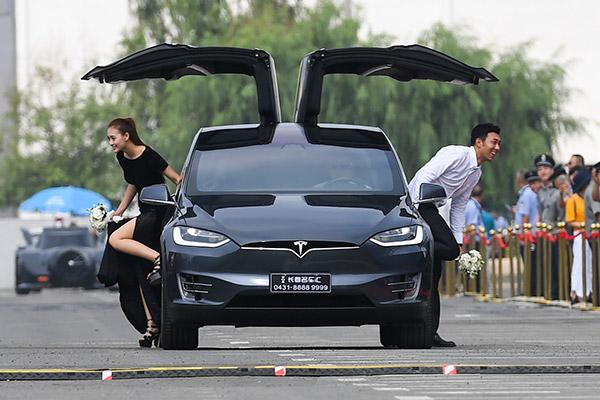 Nhà cung cấp xe điện Trung Quốc được tỷ phú Warren Buffet hậu thuẫn, liệu xe điện VinFast có cơ hội cạnh tranh trên đất Mỹ? - Ảnh 4.