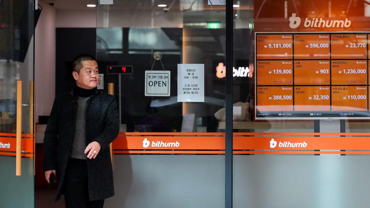 Sàn giao dịch tiền ảo Hàn Quốc cấm nhân viên mua bán bitcoin - Ảnh 1.