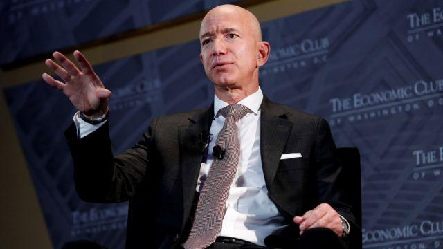 Tỷ phú Jeff Bezos đã làm gì để biến Amazon trở thành đế chế tỷ đô? - Ảnh 1.