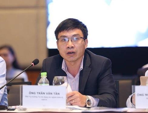 Ông Trần Văn Tần phụ trách hoạt động HĐQT VietinBank thay ông Lê Đức Thọ - Ảnh 1.