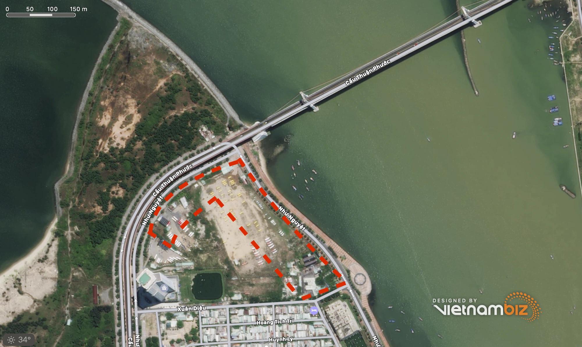 Ba khu đất sát sông Hàn, khu công nghiệp Thủy sản Đà Nẵng kêu gọi đầu tư - Ảnh 12.