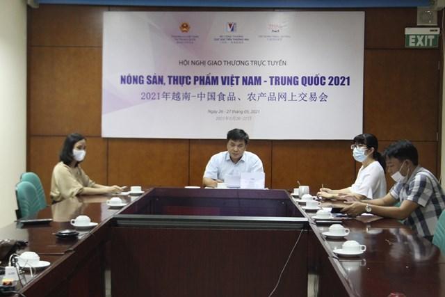 Nông sản Việt được bán trên sàn TMĐT Trung Quốc - Ảnh 1.