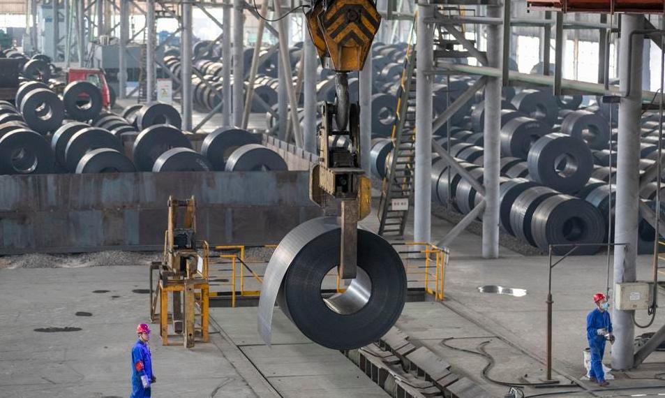 Giá thép xây dựng hôm nay 7/7: Duy trì đà tăng trên Sàn Thượng Hải - Ảnh 3.