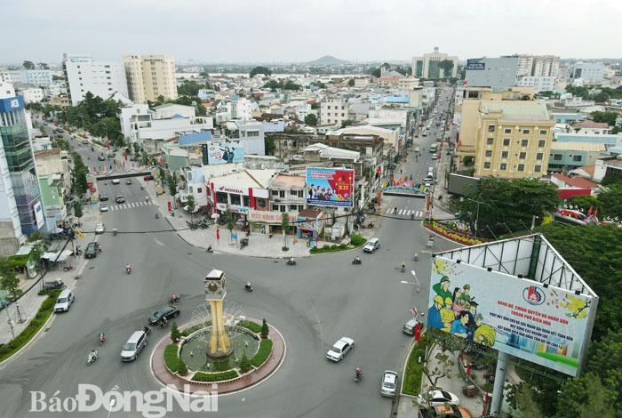 Đồng Nai duyệt nhiệm vụ quy hoạch phân khu B1 gần 1.490 ha tại TP Biên Hòa - Ảnh 1.