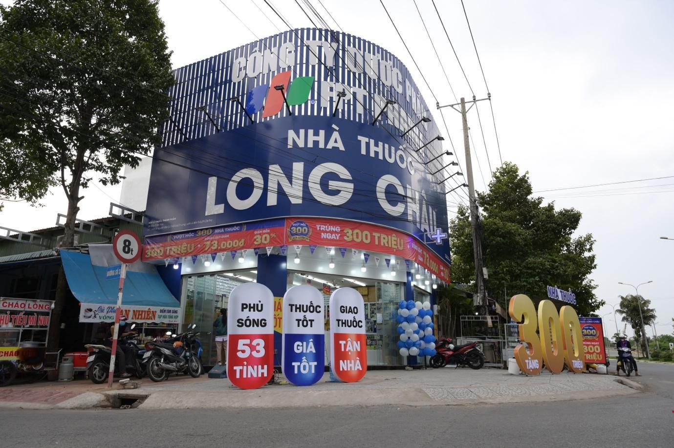 Hệ thống nhà thuốc FPT Long Châu bứt phá mở thêm 100 nhà thuốc trong vòng 6 tháng - Ảnh 1.