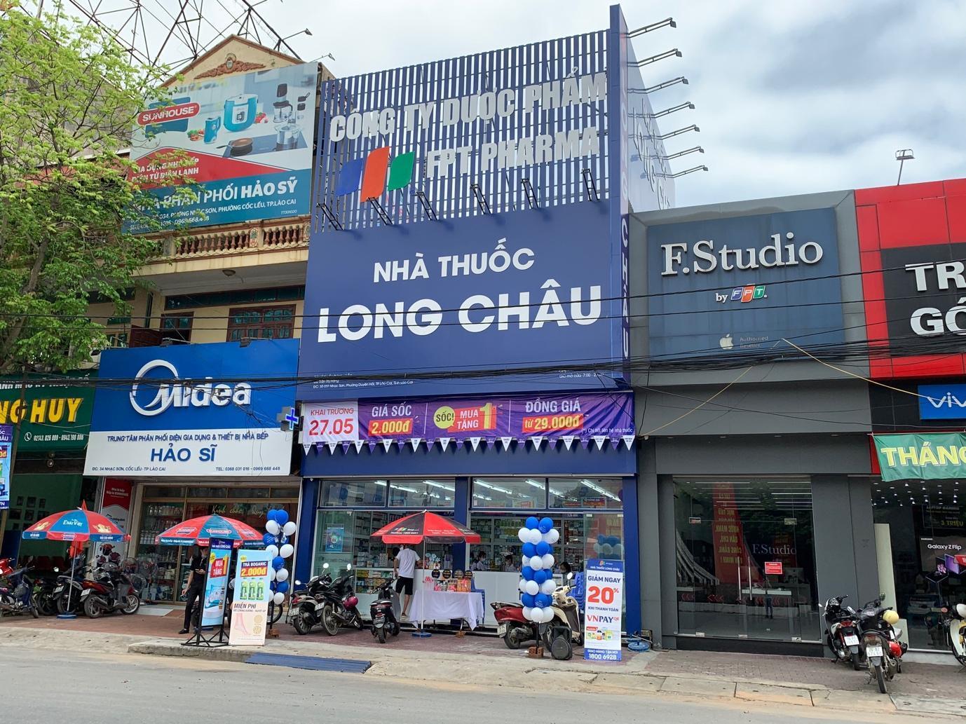 Hệ thống nhà thuốc FPT Long Châu bứt phá mở thêm 100 nhà thuốc trong vòng 6 tháng - Ảnh 3.