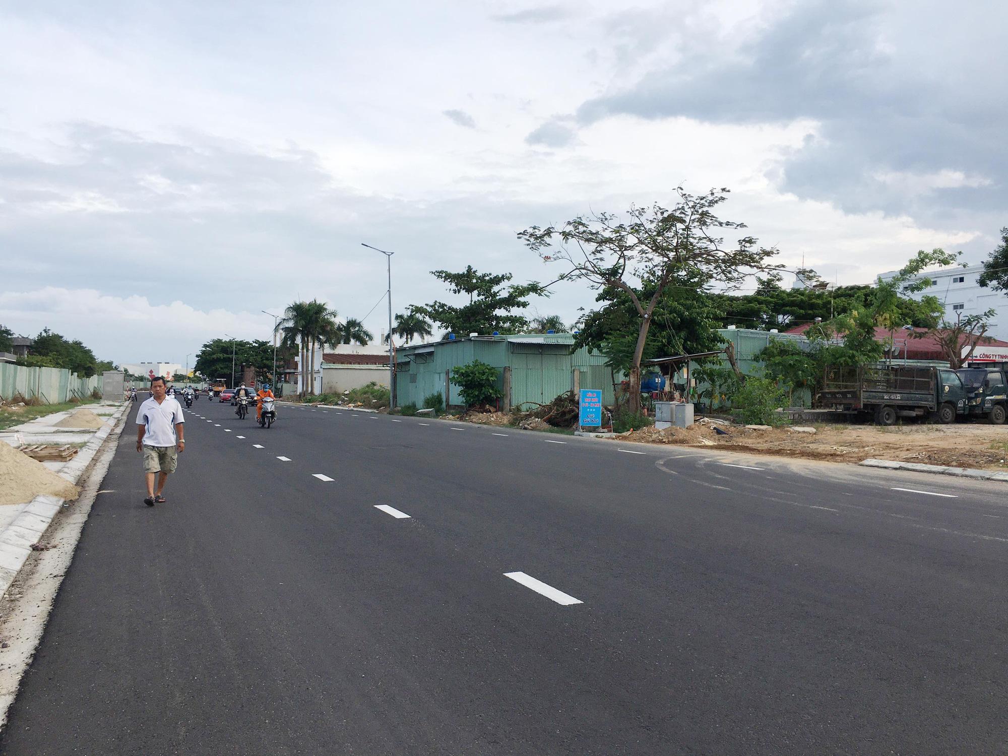 Cầu vượt đường 2 tháng 9 Đà Nẵng thành hình sau 15 tháng thi công - Ảnh 14.