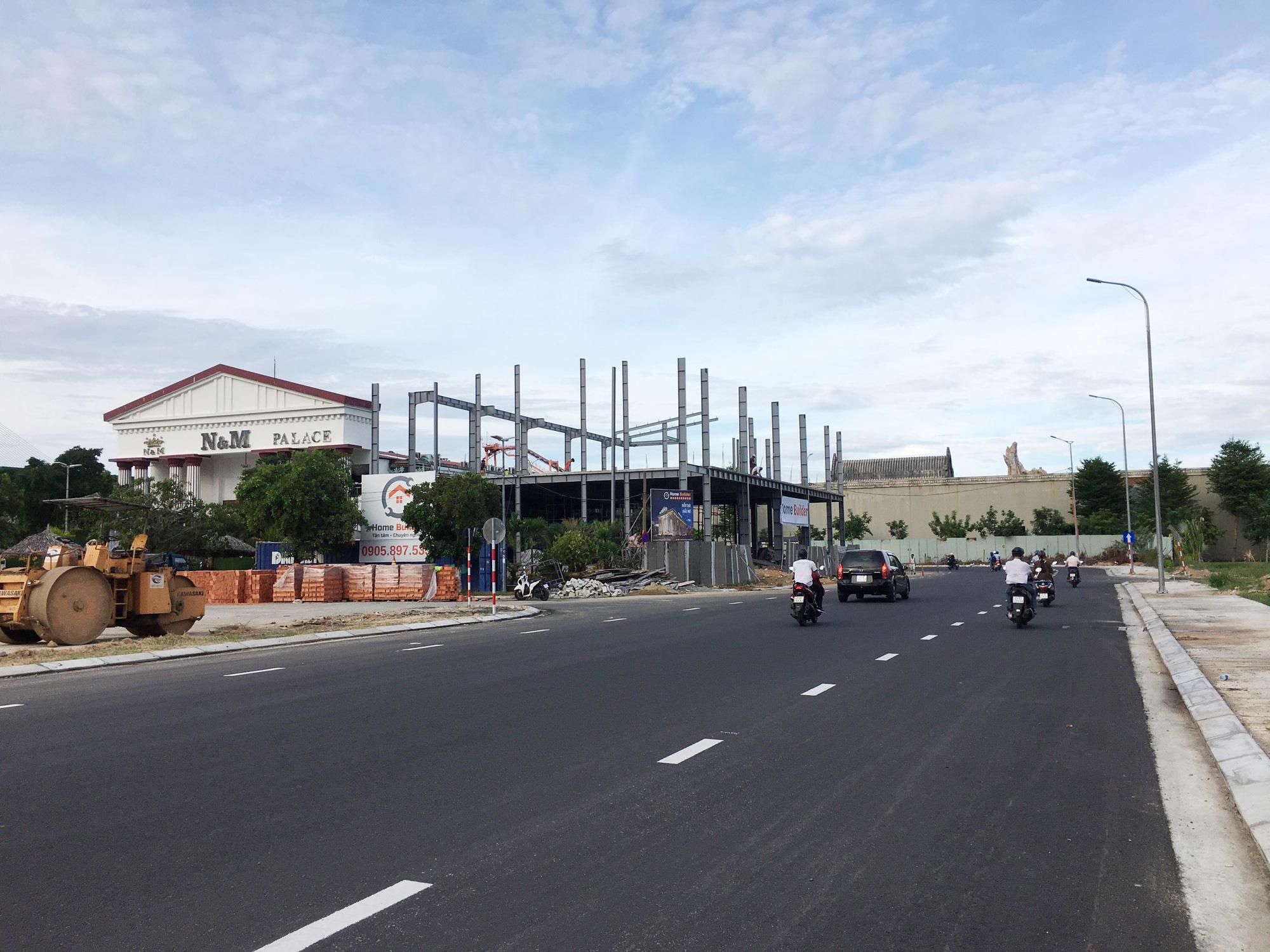 Cầu vượt đường 2 tháng 9 Đà Nẵng thành hình sau 15 tháng thi công - Ảnh 12.