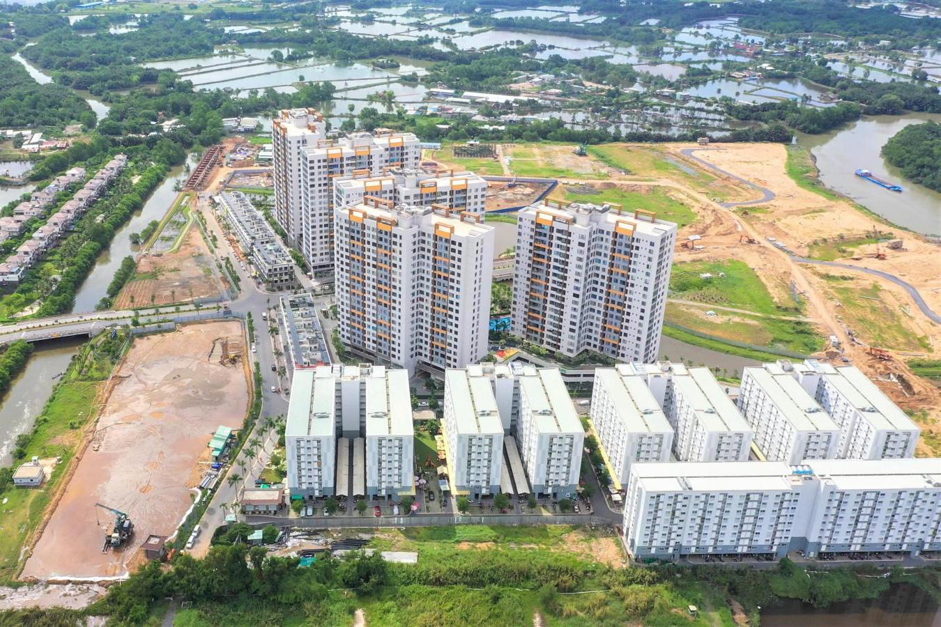Vì sao thị trường khan hiếm căn hộ tầm giá hai tỷ đồng?
