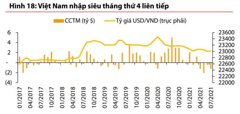 VDSC: NHNN có thể sẽ tiếp tục cắt giảm lãi suất điều hành nếu GDP tăng trưởng âm trong quý III - Ảnh 3.
