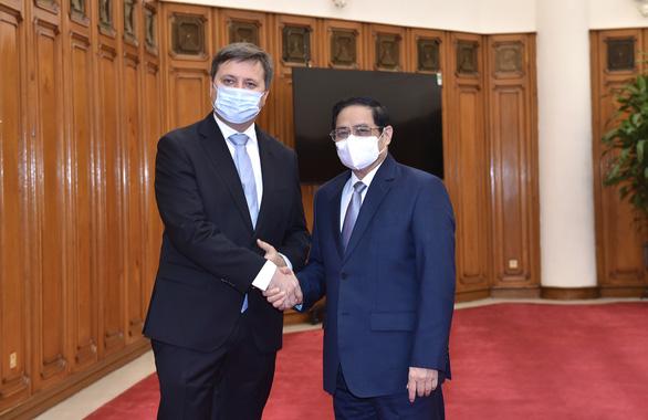 Ba Lan tặng và nhượng hơn 3,5 triệu liều vắc xin COVID-19 cho Việt Nam - Ảnh 1.