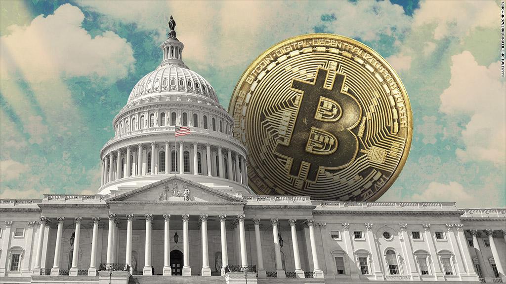 Fan của bitcoin đột nhiên thành lực lượng chính trị đáng gờm ở Washington - Ảnh 1.