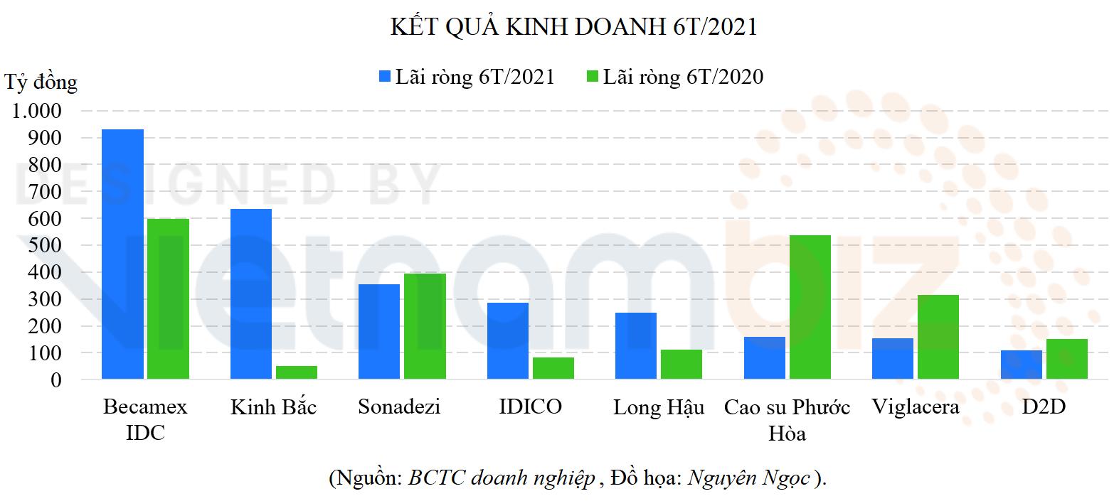 Dư địa tăng trưởng của doanh nghiệp BĐS KCN nửa cuối năm 2021-2023 - Ảnh 1.