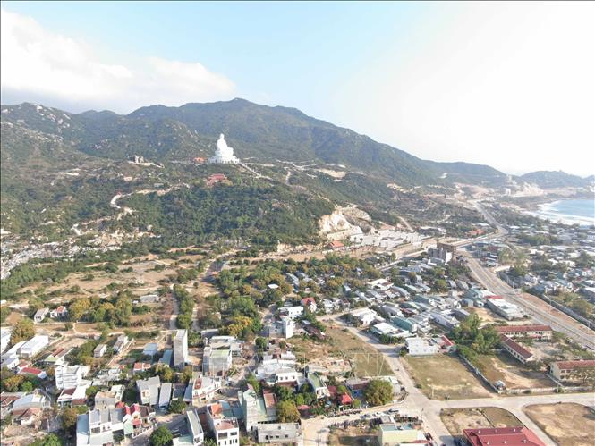 Bình Định đấu giá 250 lô đất thuộc thị trấn Cát Tiến - Ảnh 1.