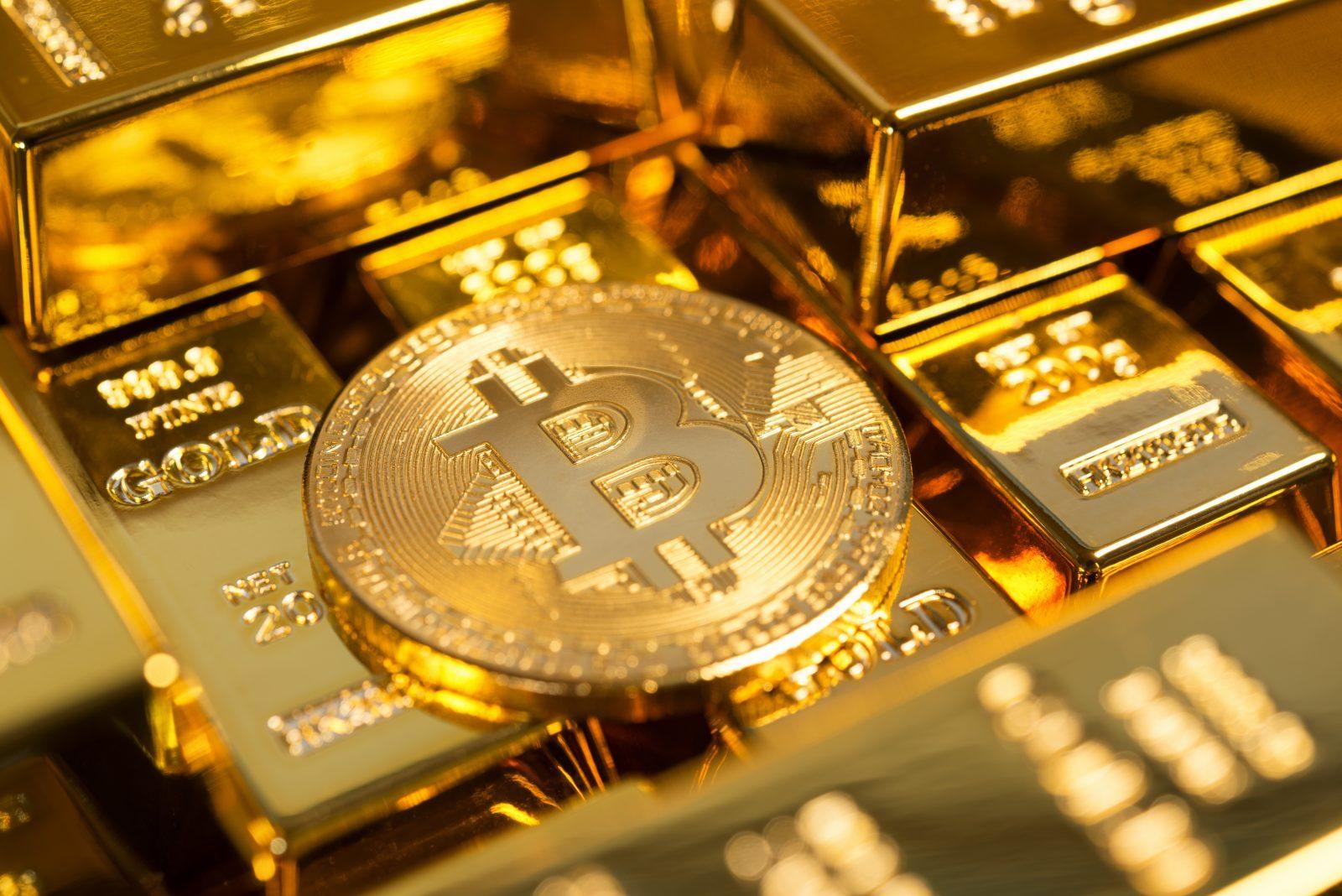'Sự biến động của tiền điện tử sẽ khiến nhà đầu tư quay trở lại với vàng' - Ảnh 1.