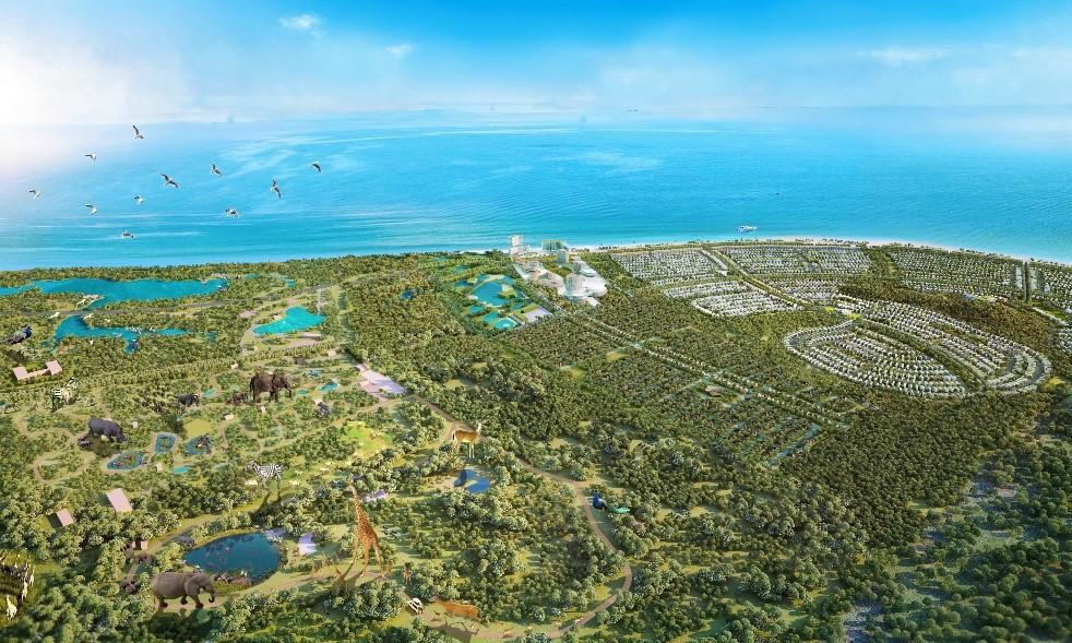 Bà Rịa - Vũng Tàu tiếp tục thúc rà soát hồ sơ pháp lý dự án Safari Hồ Tràm - Ảnh 1.