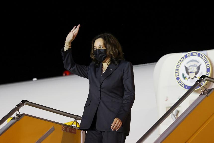 Phó Tổng thống Mỹ đã đến Việt Nam - Ảnh 1.