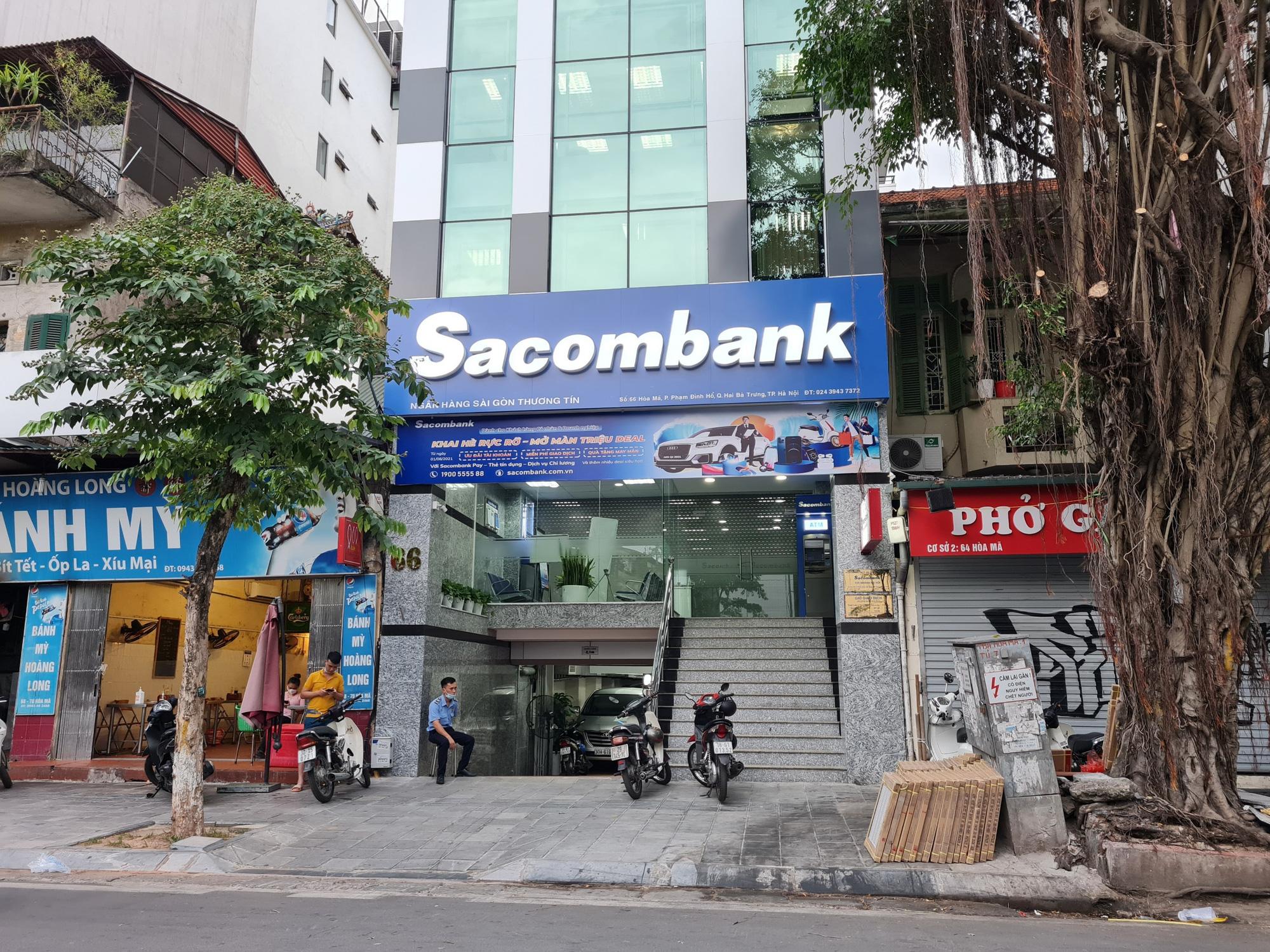 VCSC: Sacombank có thể đã bán ba bất động sản trị giá 1.000 tỷ đồng trong ba tháng qua - Ảnh 1.