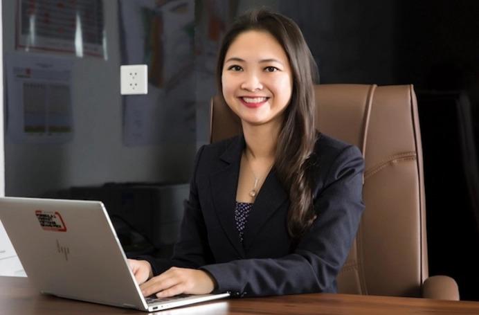Profile chất lượng của tân CEO công ty sản xuất vắc xin thuộc Vingroup: Cựu học sinh trường Ams, là nữ giám đốc đường đua F1 Việt Nam đầu tiên - Ảnh 1.