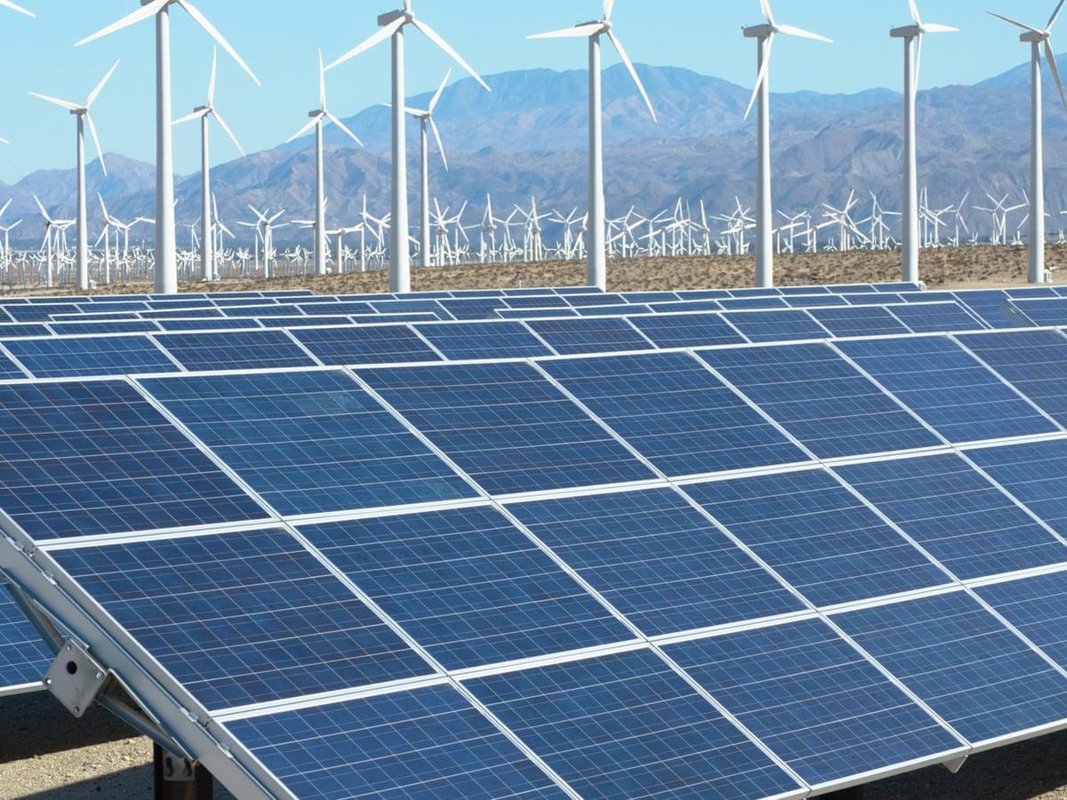 Mỹ dự định giảm giá thuê đất cho các dự án năng lượng sạch - Ảnh 1.