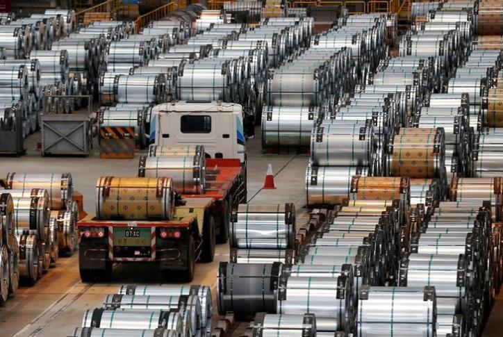 Chính sách của Trung Quốc vô tình giúp hãng thép lớn thứ 5 thế giới hưởng lợi - Ảnh 1.
