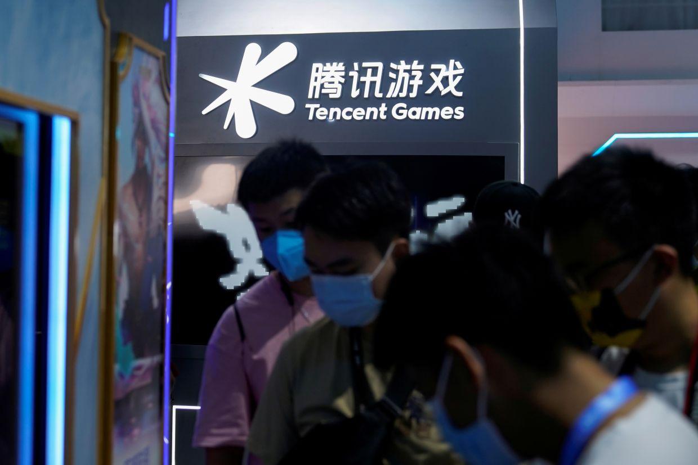 Cổ phiếu Tencent lao dốc sau khi truyền thông Trung Quốc gọi game trực tuyến là 'thuốc phiện' - Ảnh 1.