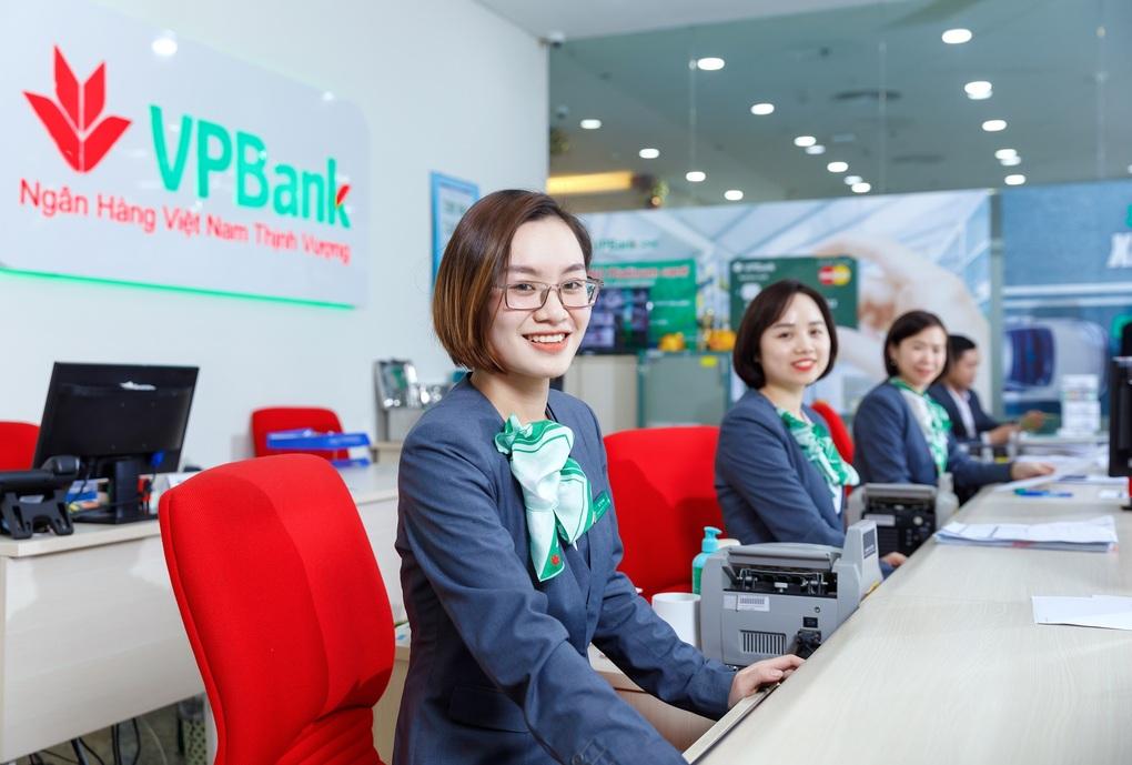 Lãi suất ngân hàng VPBank tháng 8/2021 cao nhất là 6,2%/năm - Ảnh 1.