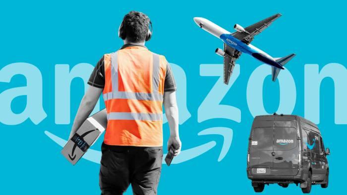 Động thái bất ngờ cho thấy sự 'cao tay' của Amazon trong cuộc đua TMĐT - Ảnh 1.