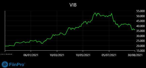 HSC nâng giá mục tiêu cổ phiếu VIB lên 42.100 đồng/cp - Ảnh 1.