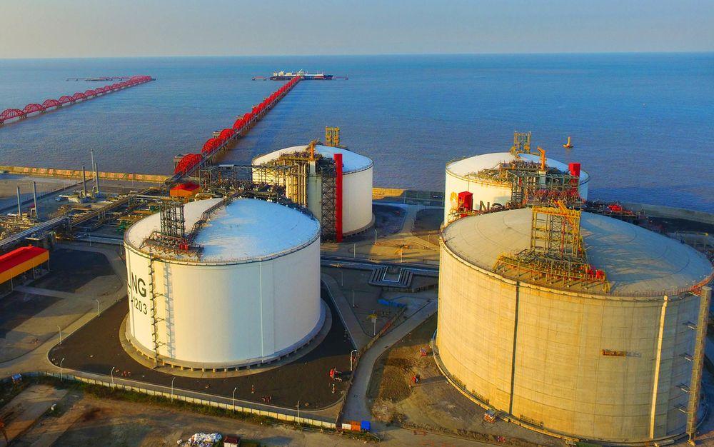 Giá gas hôm nay 10/9: Giá khí đốt tự nhiên tiếp tục tăng do lo ngại về nguồn cung - Ảnh 1.