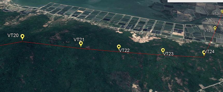 Dự án đường dây 500kV Vân Phong - Vĩnh Tân: Nếu chậm tiến độ, có thể phải bồi thường 5.000 tỷ đồng - Ảnh 2.