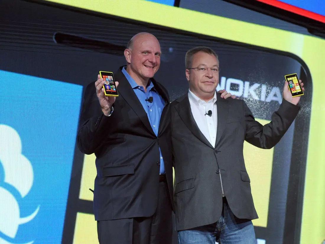 Microsoft từng cài gián điệp vào bộ máy lãnh đạo cao nhất của Nokia? - Ảnh 1.
