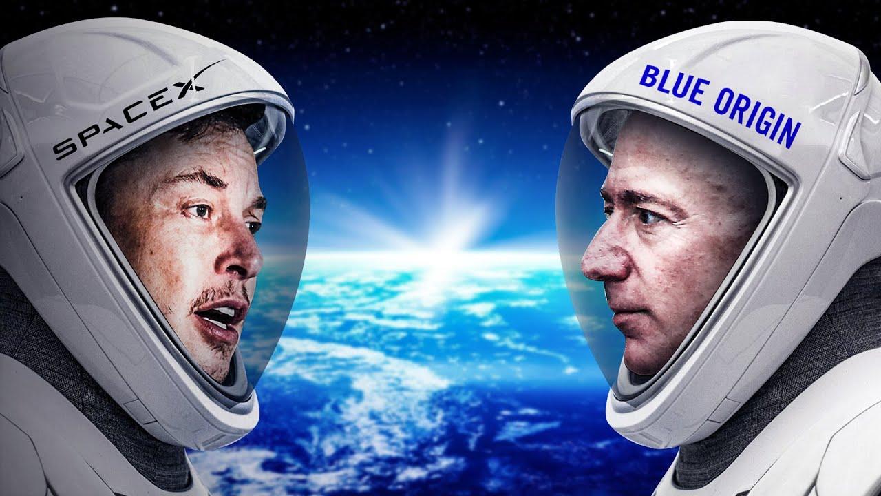 Jeff Bezos - Elon Musk: 'Cuộc chiến giữa các vì sao' - Ảnh 3.