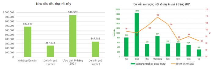 Giá xoài, thanh long, chuối tại ĐBSCL tăng nhẹ trong tháng 8  - Ảnh 2.