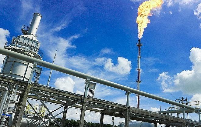 Giá gas hôm nay 15/9: Giá khí đốt tự nhiên tiếp tục đà tăng do bão nghiệt đới tấn công vịnh Mexico - Ảnh 1.
