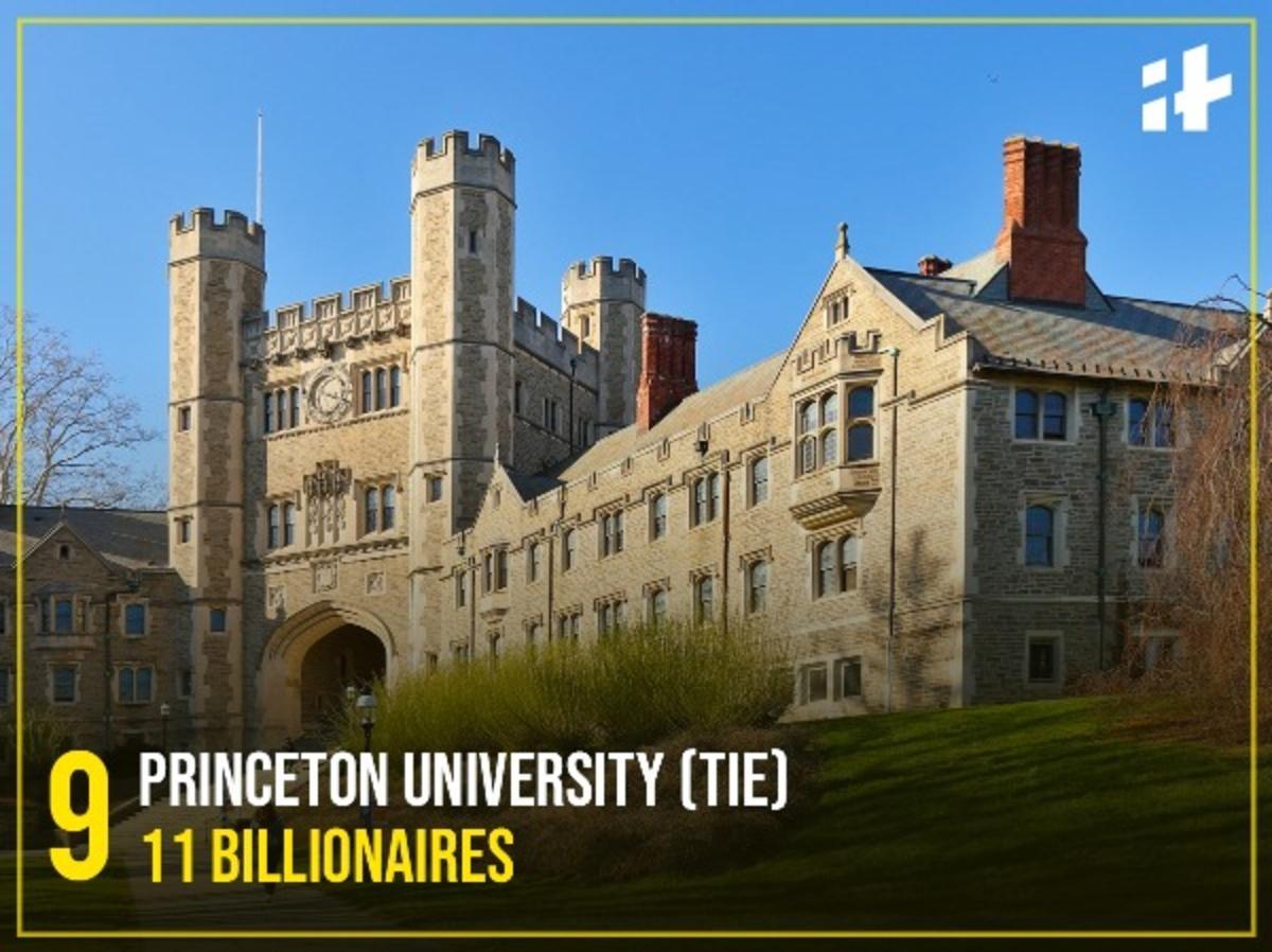 Trường đại học nào tạo ra nhiều tỷ phú nhất thế giới? - Ảnh 10.