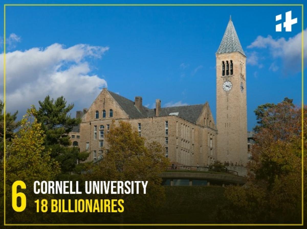 Trường đại học nào tạo ra nhiều tỷ phú nhất thế giới? - Ảnh 6.