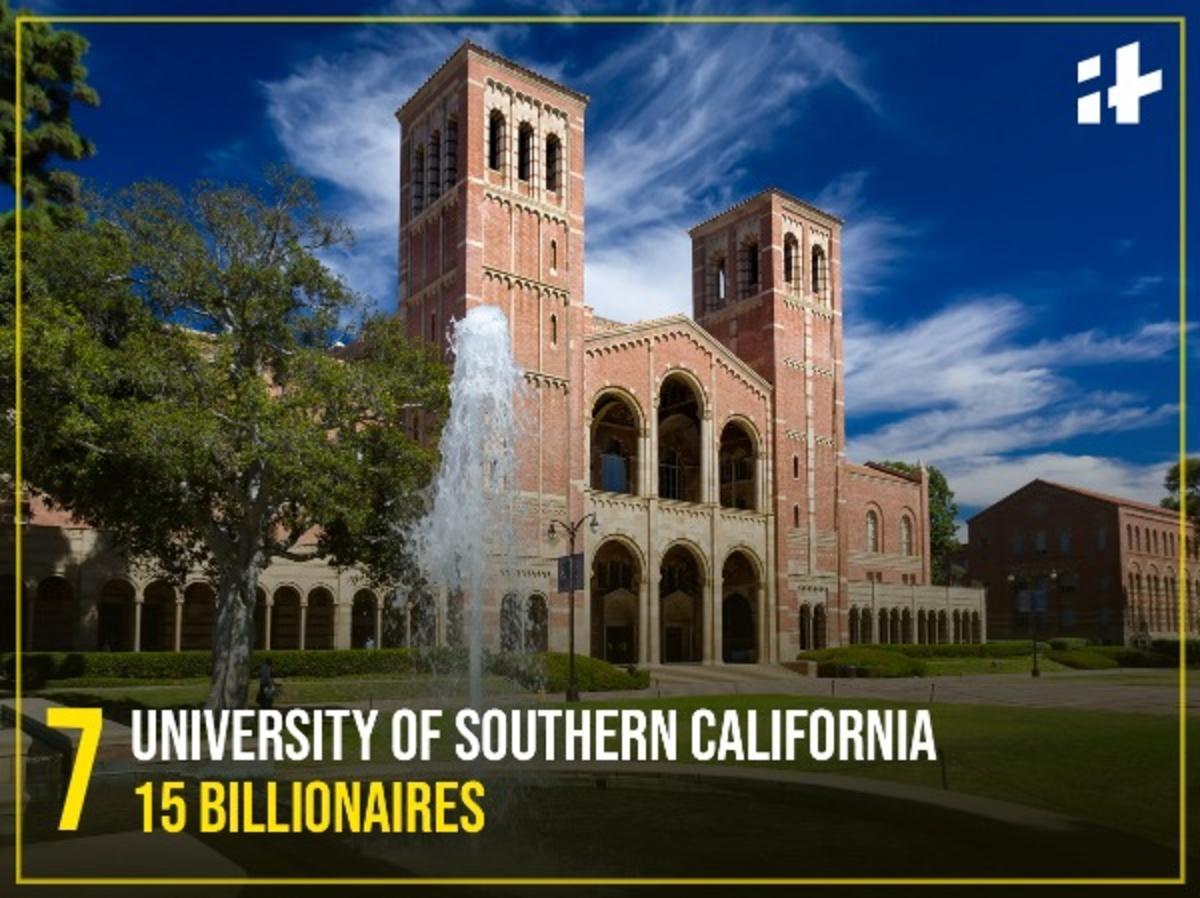 Trường đại học nào tạo ra nhiều tỷ phú nhất thế giới? - Ảnh 7.