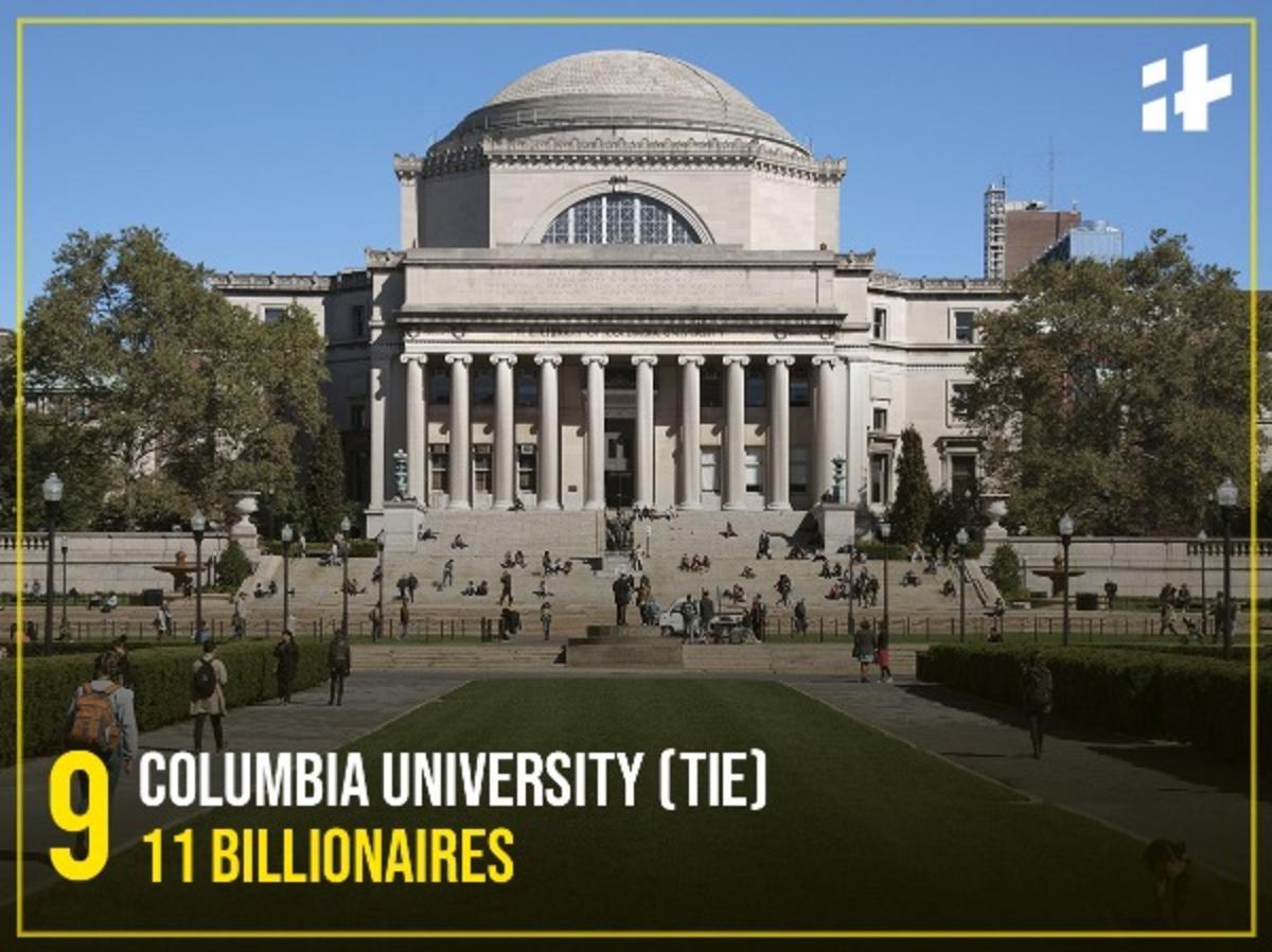 Trường đại học nào tạo ra nhiều tỷ phú nhất thế giới? - Ảnh 9.