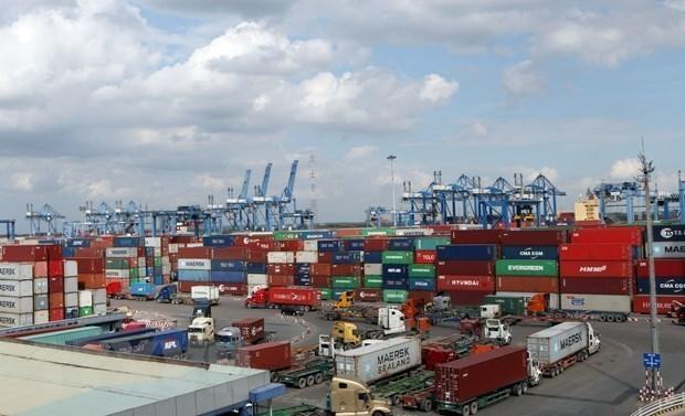 Xem xét tiếp tục lùi thời hạn thu phí hạ tầng cảng biển tại TP HCM - Ảnh 1.
