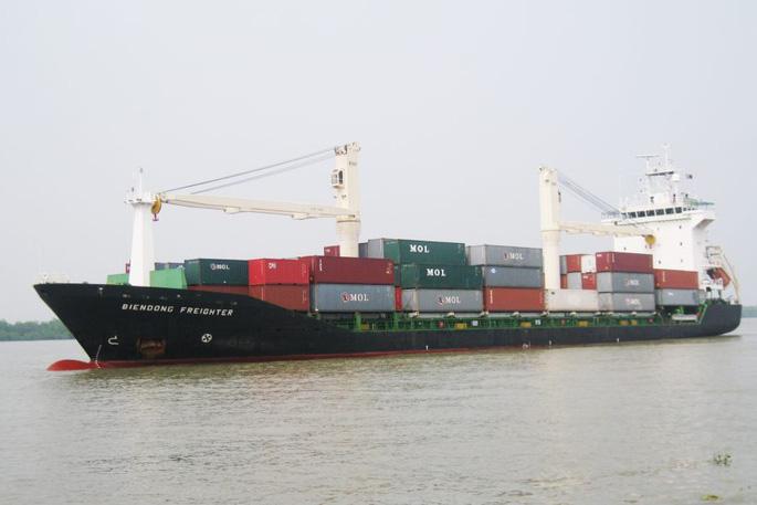Agribank giảm giá sốc khoản nợ của công ty vận tải biển - Ảnh 1.