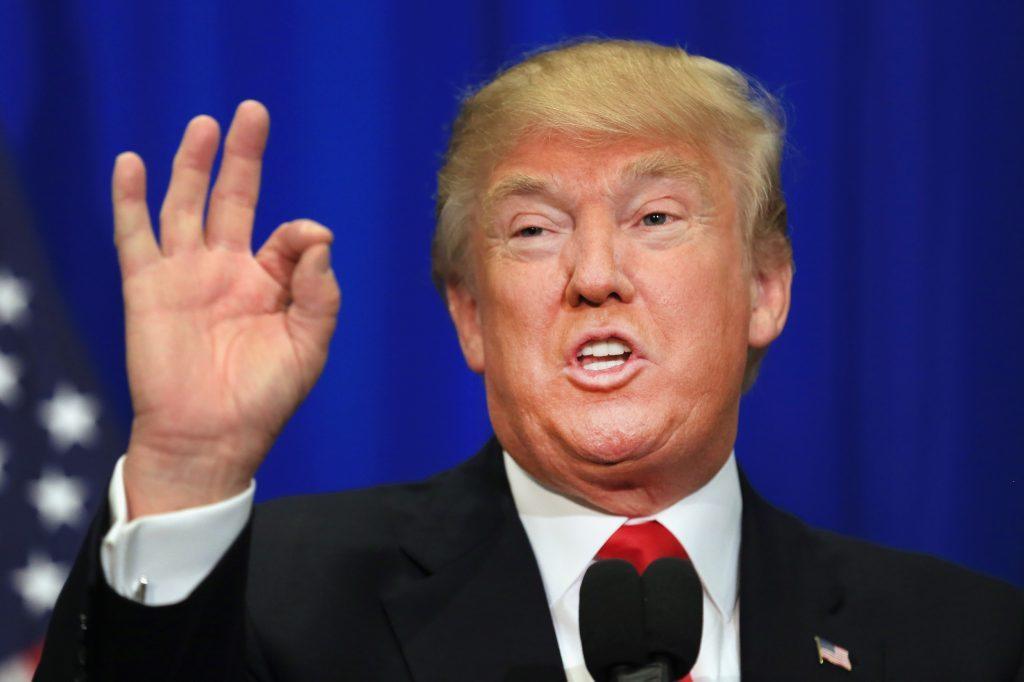 Donald Trump cảnh báo: Tiền ảo có thể là một thảm họa - Ảnh 1.