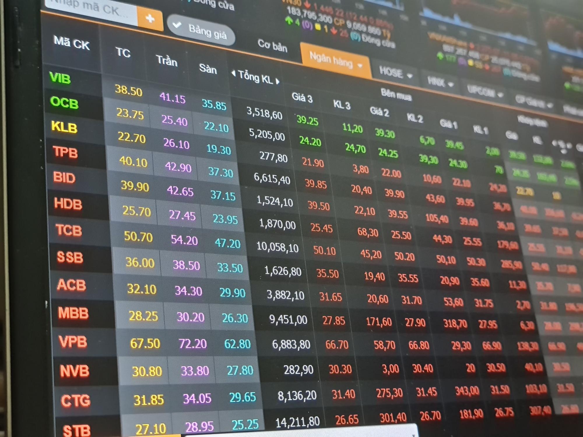 Hàng tỷ cổ phiếu ngân hàng sắp đổ bộ lên sàn chứng khoán - Ảnh 1.